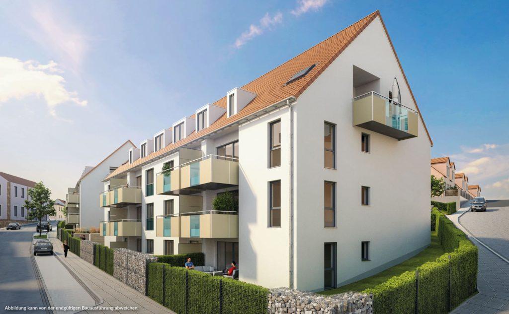 Neubau Wohnung Nürnberg | Röthenbach | BERGER GRUPPE