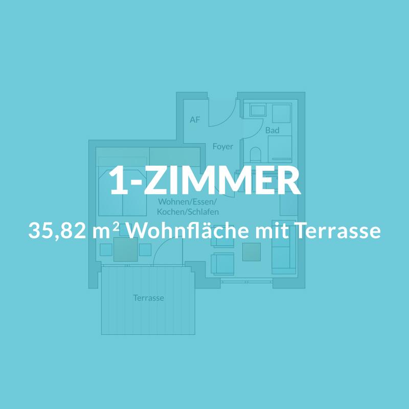 1-Zimmer-Wohnung Neubau Wohnung Nürnberg | Röthenbach | BERGER GRUPPE