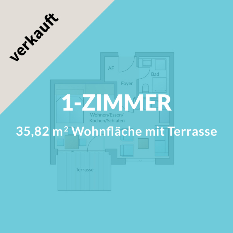 1-Zimmer-Wohnung verkauft Neubau Wohnung Nürnberg | Röthenbach | BERGER GRUPPE