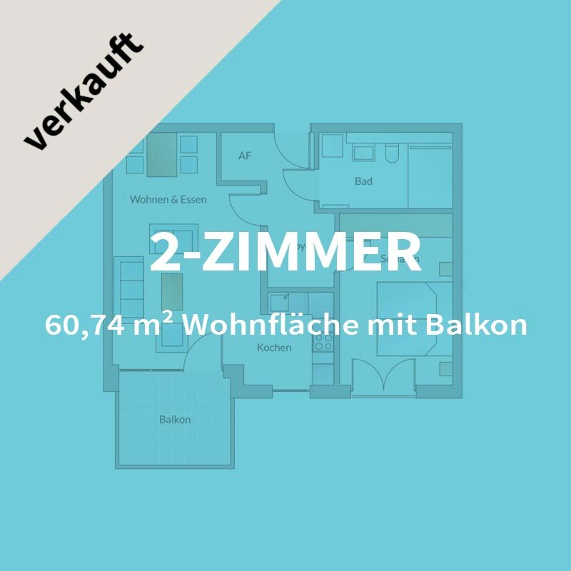 2-Zimmer-Wohnung Neubau Wohnung Nürnberg | Röthenbach | BERGER GRUPPE
